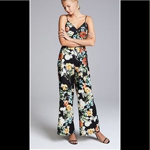 Yumi Kim Floral Jumpsuit - Great Condition